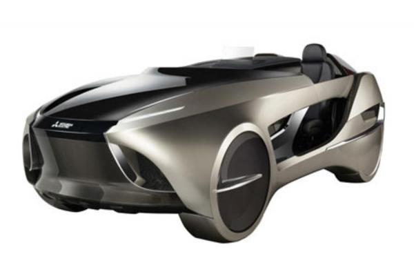 Mitsubishi представит концепт-кар нового беспилотника