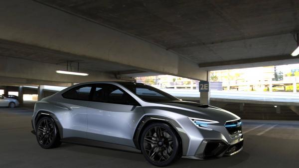 Новый Subaru WRX STI появится в 2020 году