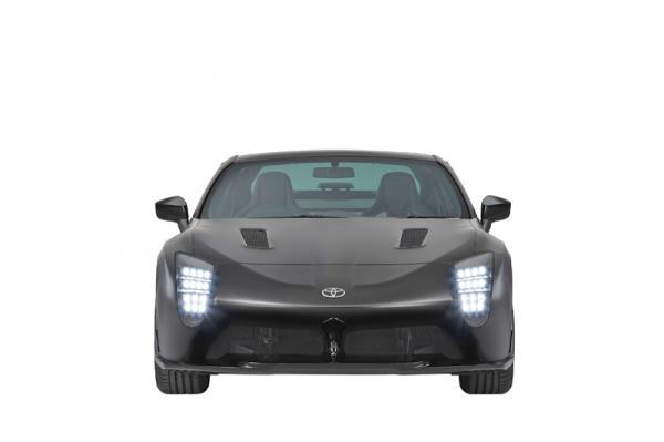 "Toyota GR HV Sports: гибридный ""спортсмен"""