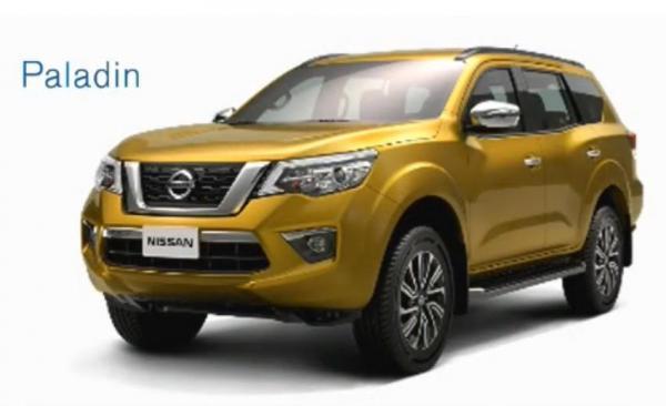Nissan выпустит новый рамный вседорожник