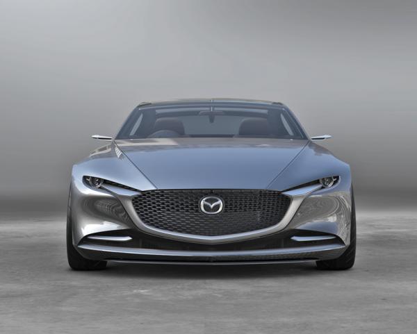 Mazda Vision Coupe: предвестник новой роторной модели