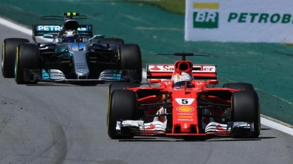 Формула-1: Ferrari реабилитируются в Бразилии