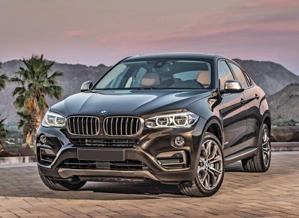 BMW X6, Maserati Levante и Range Rover Velar: вседорожники с душой купе