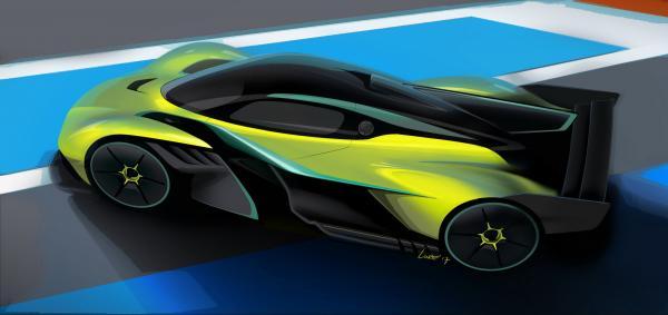 Aston Martin Valkyrie получит заряженную версию