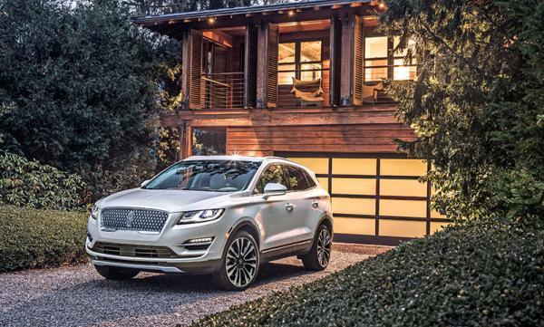 Lincoln MKC: освежение