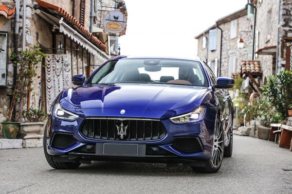 Maserati Ghibli: обновление самой массовой модели