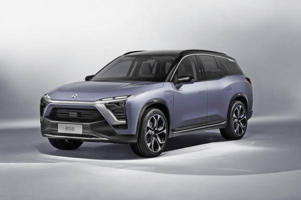 NIO ES8: китайский ответ Tesla