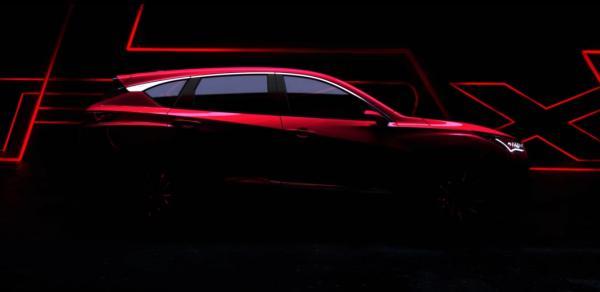 Новая Acura RDX дебютирует в Детройте