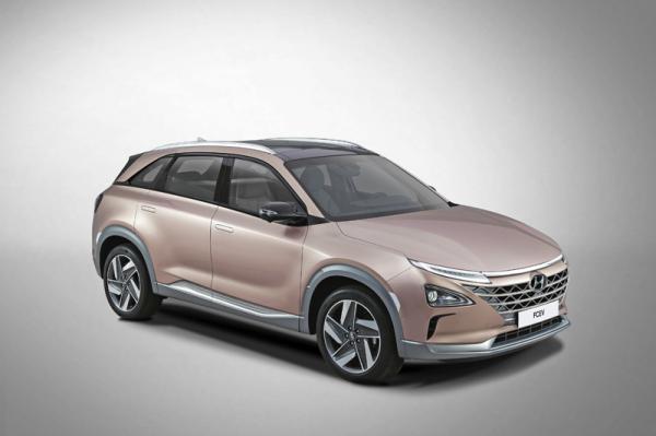 Hyundai Nexo: ставка – на водород