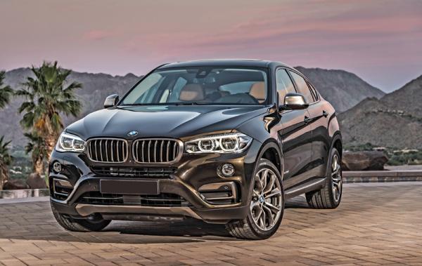 BMW X6, Maserati Levante и Porsche Cayenne: вседорожники с характеристиками спорткупе