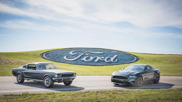 Ford Mustang Bullitt: дань легенде