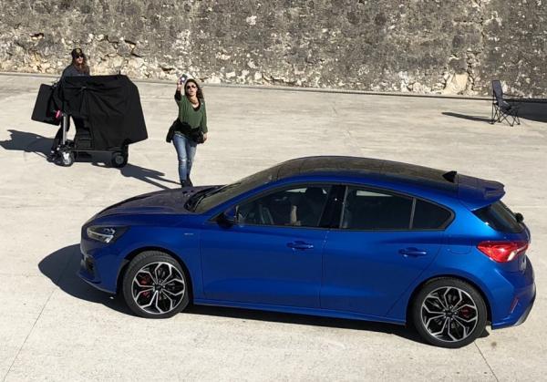 Новый Ford Focus рассекречен