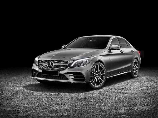 Mercedes-Benz C-Class: обновление