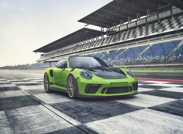 Porsche 911 GT3 RS: последний из могикан