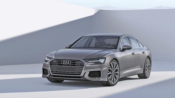 Audi A6: технологический скачек