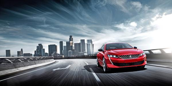 Peugeot 508: преображение