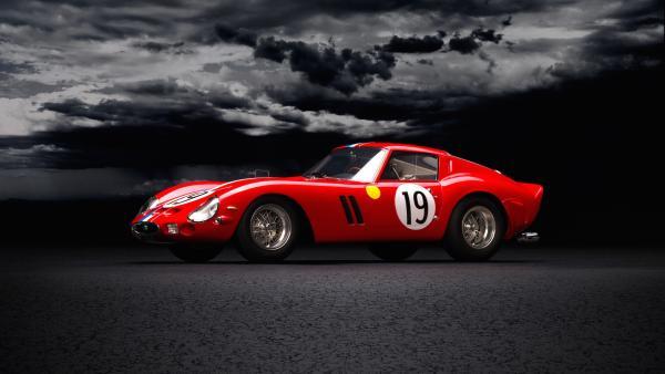 Самый легендарный Ferrari вернут в производство