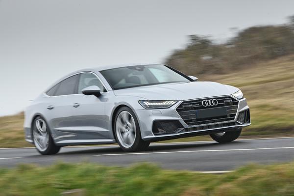 Audi A7 Sportback: второе пришествие