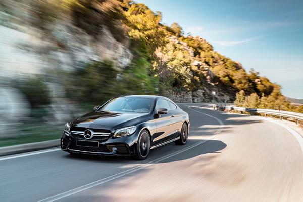 Mercedes-Benz C-Class Coupe Cabriolet: модернизация