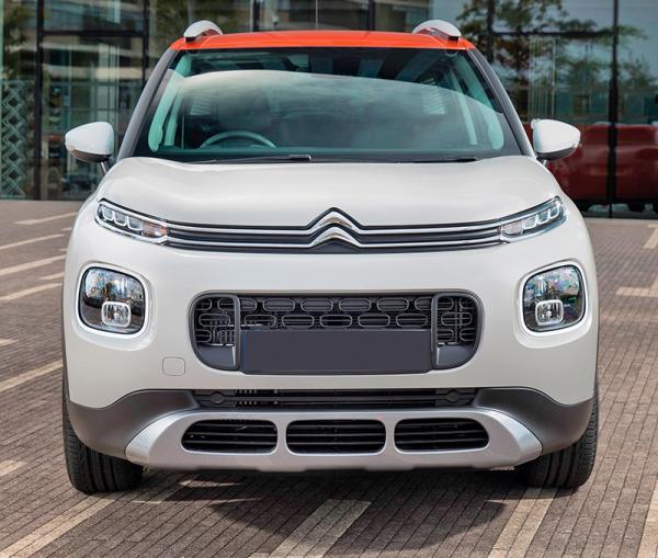 Citroen C3 Aircross, Renault Captur и Seat Arona: сравнение городских вседорожников