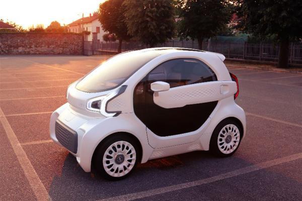 В Китае показали электромобиль за 7500 долларов