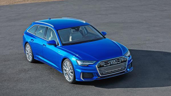 Audi A6 Avant: смена поколений