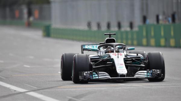Формула-1: Хэмилтон перехватил лидерство в чемпионате