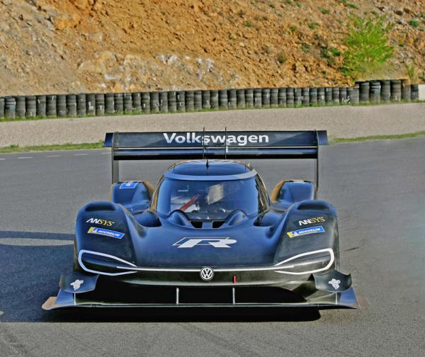 Volkswagen I.D. R Pikes Peak: цель – рекорд