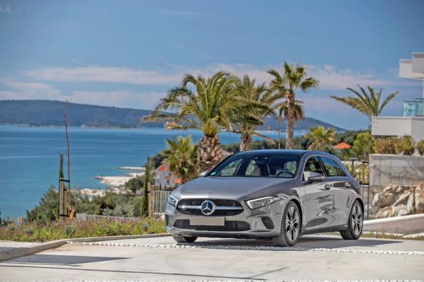 Mercedes-Benz A-Class: четвертая глава