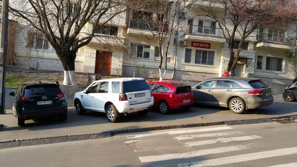 В Украине могут ограничить места для парковок