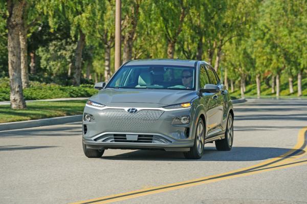 Hyundai Kona Electric: электромобиль за разумные деньги