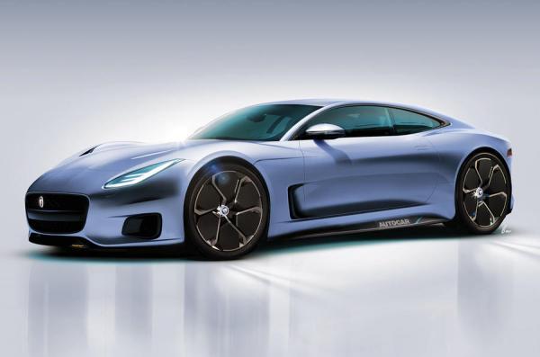 Новый Jaguar XK появится в 2021 году