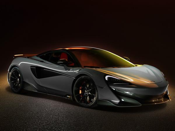 McLaren 600LT: пополнение в линейке