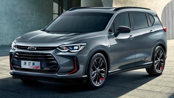 Первые фото нового Chevrolet Orlando