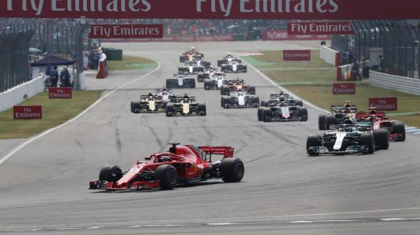 Формула-1: Хэмилтон вырвал победу в Германии