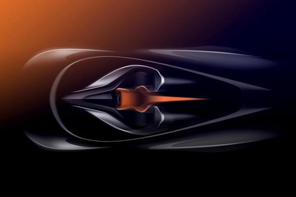 Первые изображения наследника McLaren F1
