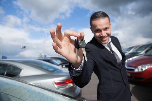 В Украине увеличены продажи новых автомобилей