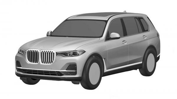 Раскрыт внешний вид крупнейшего вседорожника BMW