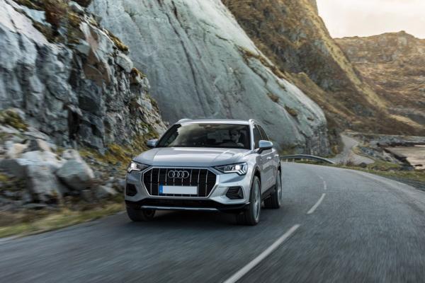 Audi Q3: дубль два