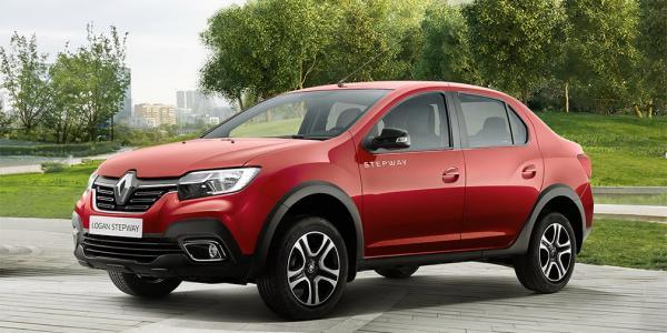 Renault Logan получил вседорожную версию