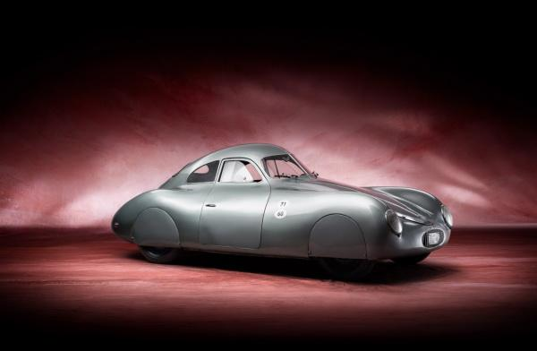 Porsche 356: успешный первенец