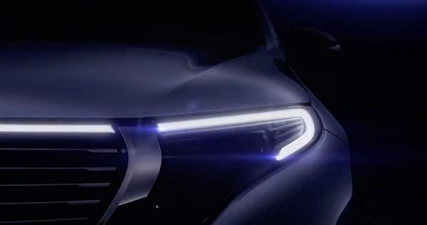 Первый электромобиль Mercedes-Benz представят в сентябре