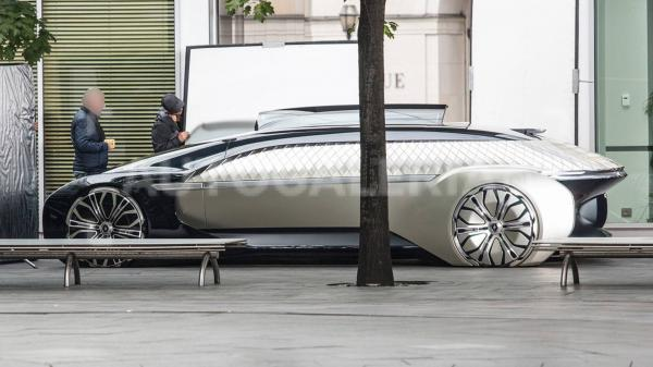 Renault готовит таинственный концепт-кар