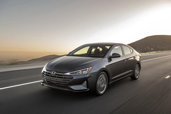 Hyundai Elantra: основательная модернизация