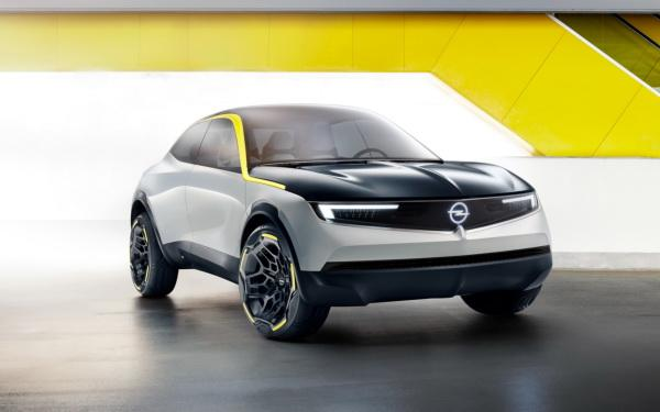 Opel GT X Experimental: предвестник новой Corsa
