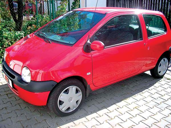 Renault Twingo: маленький долгожитель