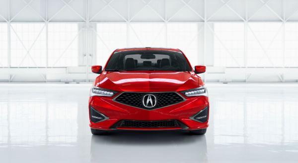 Acura ILX: повторное обновление