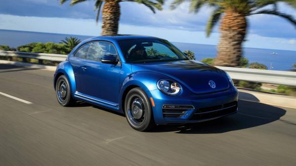 Volkswagen Beetle снимают с производства