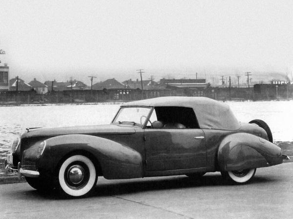 Lincoln Continental: американский взгляд на роскошь