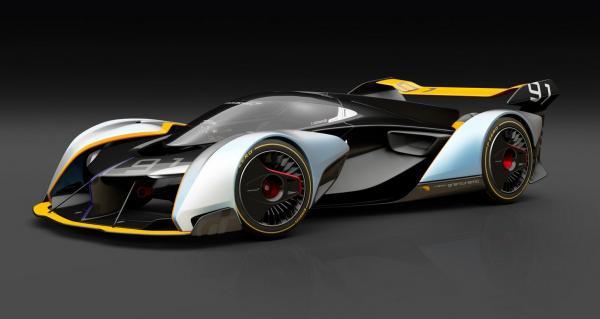 McLaren выпустит трековую модель